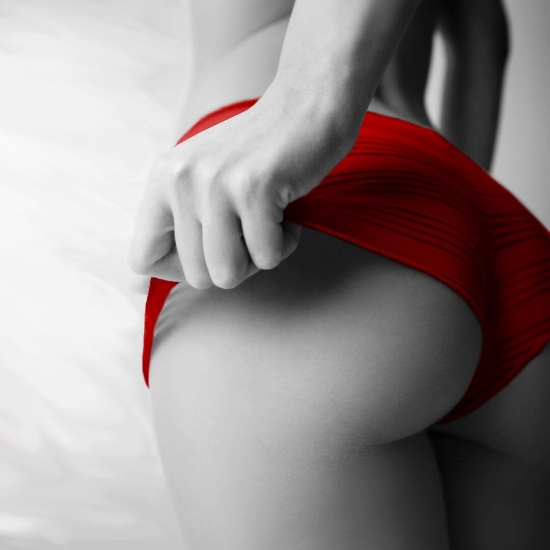 Celulitída na zadku cviky