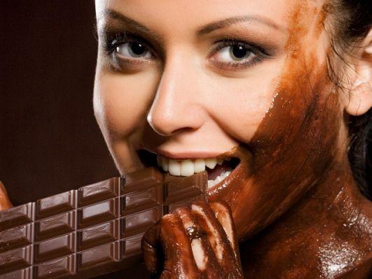 čokoláda nie je zlá