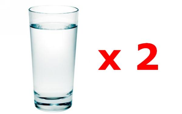 voda a chudnutie