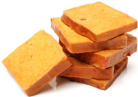 hnedé tofu