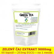 Účinný Zelený čaj exrakt kapsúl 9000mg 203mg EGCG